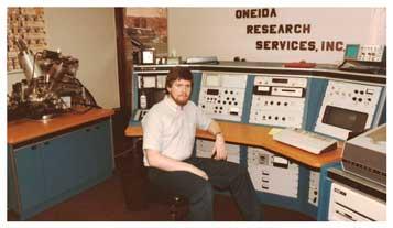 ORS testing equipment