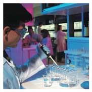 ORS laboratory testing