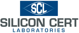 Silicon Cert Laboratories logo