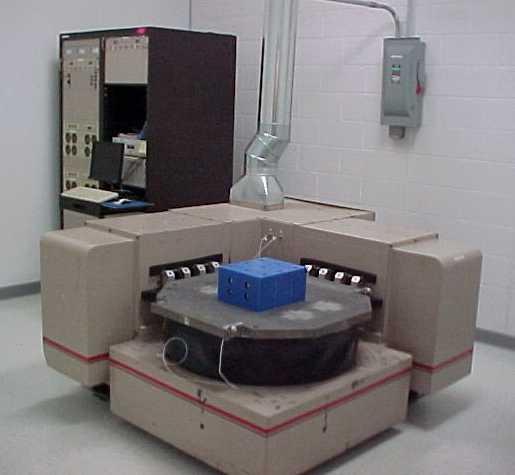 random vibration testing