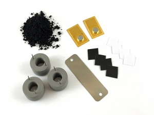 Getter Sorption components